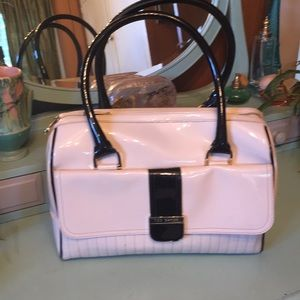 Ted Baker patent leather purse